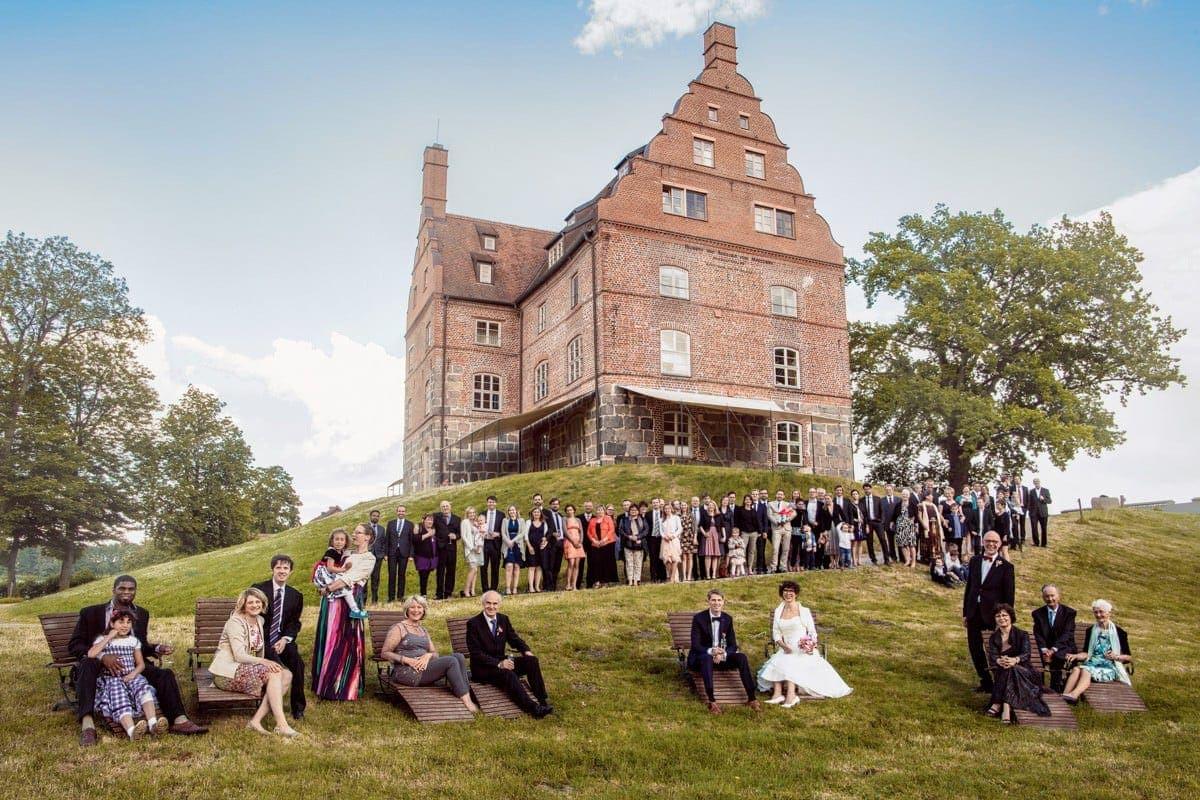 Hochzeit Schloß Ulrichshusen